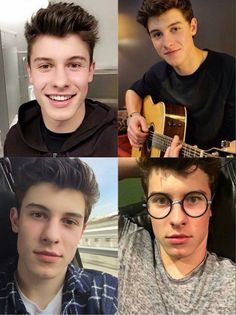 We repeat our photos cause we look bad but Shawn doesn't even need to try