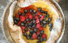 Palacinka dutch baby Lidl, Acai Bowl, Dutch, Breakfast, Desserts, Baby, Food, Acai Berry Bowl, Morning Coffee