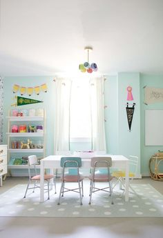 Children's room lights will also give the impression of life. Children are more cheerful and happy.