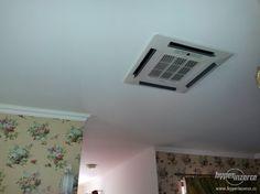 Tepelné čerpadlo vzduch-vzduch + klimatizace v jednom - fotografie č. 5
