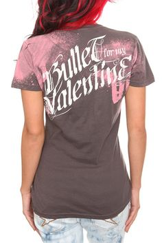 0d1b5e6c Bullet For My Valentine Heart Tunic Girls T-Shirt For Women Women T-Shirts….  This Bullet For My Valentine Heart Tunic Girls T-Shirt For Women feat .