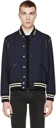 3bbd706a2ae9 for Men Collection · Saint Laurent ParisBomber Jacket ...