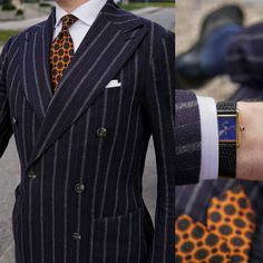 The Papa Bear of Men's Fashion Flannel Suit, Mens Flannel, Suit Combinations, Annual Review, Classic Wardrobe, Dress For Success, Suit And Tie, Business Outfits, Mix Match