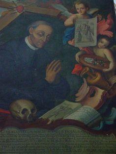 Padre Alfaro, fundador de la Santa Casa de Ejercicios de Atotonilco.