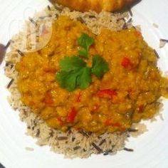 Scharfe indische rote Linsen (Tarka dhal) @ de.allrecipes.com