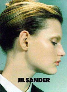 styleregistry: Jil Sander | Spring 1996  Craig McDean  Guinevere van seenus