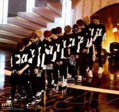 Exo <3 | Exo heads down