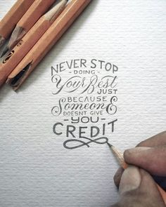 Beautiful Minature Calligraphy Posters Feature Inspirational & Motivational Quotes   BlazePress