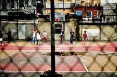 Street basketball NY