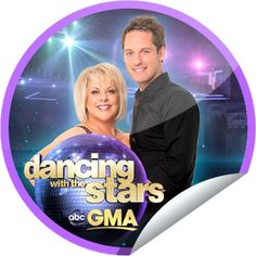 DWTS on GMA on November 9! Sticker | GetGlue
