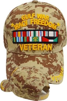 Army Infantry Gulf War Veteran Womens Short-Sleeve V Neck T-Shirt