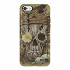iPhone 5C Cases Nature's Reign by Terry Fan