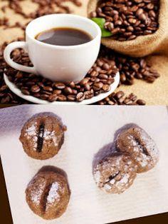 100x100SinGluten: Mazapán de café sin gluten fácil y rápido / panell...