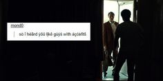 Hannibal: Guys with accents