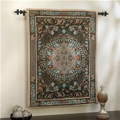 Persian Reflections Tapestry Wall Hanging Set Decorative Accents Lillian Vernon