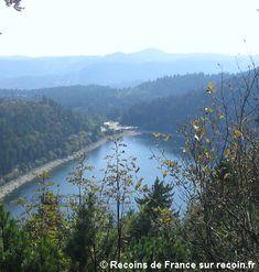 Vosges, tour du lac Blanc