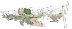 Davies White - Landscape Architects Kingston, Surrey, London. Playground designers, Garden design, Tree houses, Planting design