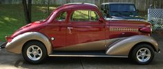1938 Chevy 5-Window Coupe...Re-Pin brought to you by Agents of #ClassiccarInsurance at #HouseofInsurance in #Eugene