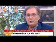 İbrahim Saraçoğlu Tansiyon Yüksekliği için Kür Tarifi