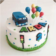 Tayo cake