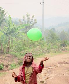 Little things can make us happy.... Bujumbura etc.