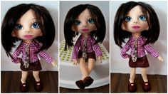 doll Disney Characters, Fictional Characters, Dolls, Disney Princess, Handmade, Art, Baby Dolls, Hand Made, Craft Art