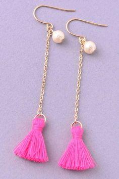 Fame Accessories > Earrings > #EE0848 − LAShowroom.com