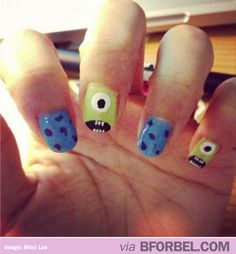 Probably going to do these for my next nails :)