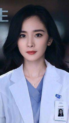Zhao Li Ying, Coat, Celebrities, Character, Yang Mi, Actresses, Celebrity, Sewing Coat, Celebs