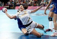 España imparte una lección de balonmano ante la campeona olímpica - JJOO Londres 2012