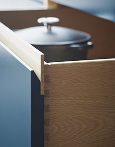 Our soft-close drawers feature dovetail detailing http://bit.ly/JLHPure