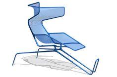Moroso: Take a Line For a Walk armchair