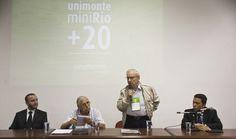 Entre os dias 13 e 15 de abril, a Unimonte promoveu o Fórum Unimonte: Mini Rio+20. O evento teve como grande objetivo reunir estudantes do Ensino Médio da região da Baixada Santista para participarem de uma simulação de um encontro da Organização das Nações Unidas (ONU), com foco na mesma temática que será discutida durante a Rio+20, em junho, na capital carioca.