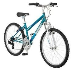 """awesome 24"""" Granite Peak Girls' Mountain Bike, Teal - For Sale Check more at http://shipperscentral.com/wp/product/24-granite-peak-girls-mountain-bike-teal-for-sale/"""