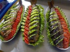 Ideas for seafood buffet appetizers Seafood Rice Recipe, Seafood Soup Recipes, Seafood Buffet, Chowder Recipes, Seafood Dinner, Party Food Buffet, Food Carving, Food Garnishes, Food Platters
