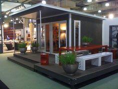 Tiny House Show Room