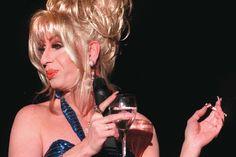 Kerr, a drag queen star in Las Vegas, dies