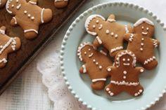 Smart Balance Recipe - Gingerbread Man Cookies