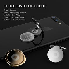 Floveme Finger Ring Holder Stand For Phone Universal 180 Rotate For Iphone X Se 5 5s 6 7 8 Xiaomi Smartphone Desk Stand Holders Matching In Colour Mobile Phone Holders & Stands