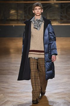 Wooyoungmi Fall 2017 Menswear Collection Photos - Vogue