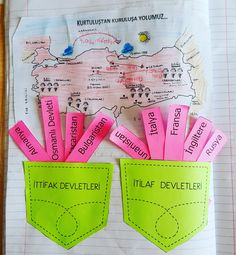 MÎLLİ MÜCADELE.. Cannur HAZNEDAR Interactive Learning, Interactive Notebooks, Special Education Classroom, Kids Education, Geography For Kids, Netflix Documentaries, Social Emotional Learning, Teacher Tools, Learning Tools