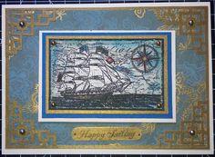 Happy Sailing Card