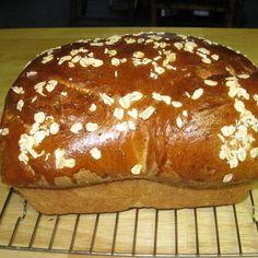 Honey Oat Bread Bread Machine