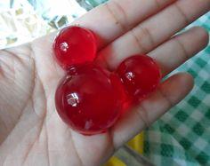 Receita de Bala de gelatina tipo fini.
