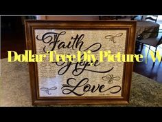 In this Dollar Tree Diy Picture, Wall Decor, I take a picture frame from the Dollar Tree spray paint and dry brush it. Next I add scrapbook paper and wall stickers to make a custom picture for my gallery wall. Paper Wall Hanging, Wall Hanging Crafts, Diy Wall Art, Tree Wall Decor, Diy Wall Decor, Paper Room Decor, Dollar Tree Mirrors, Paper Christmas Decorations, Tree Stencil