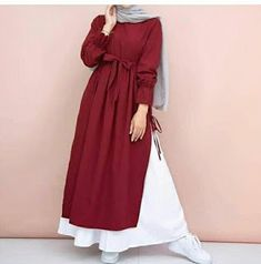 25+ Inspirasi Model Baju Lebaran Tahun 2021 Terbaru Hijab Fashion Summer, Modest Fashion Hijab, Modern Hijab Fashion, Street Hijab Fashion, Modesty Fashion, Hijab Fashion Inspiration, Islamic Fashion, Muslim Fashion, Mode Inspiration