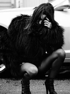 """Mila Kunis """"La Dolce Mila"""" in BlackBook Magazine"""