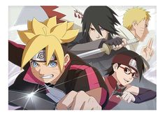 Naruto Shippuden : Ultimate Ninja Storm 4 Road to Boruto: Une nouvelle…