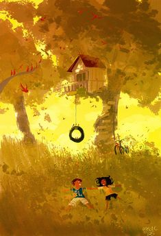 Last hours of summer by PascalCampion on DeviantArt