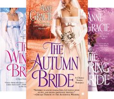 Chance sisters series Book Series) by Anne Gracie Romance Novel Covers, Romance Novels, Sisters Book, Summer Books, Book Series, Bride, Wedding Bride, Bridal, Romance Books
